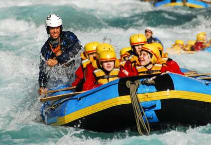 Kawarau River © Queenstown Rafting