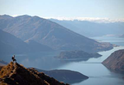 Lake Wanaka Mt Roy
