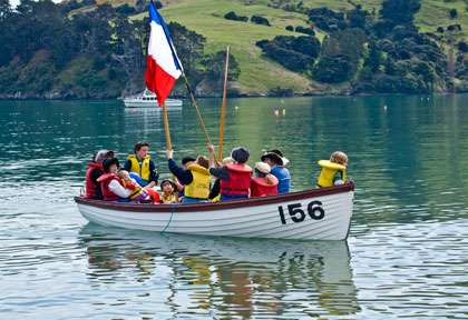 Le French Fest à Akaroa